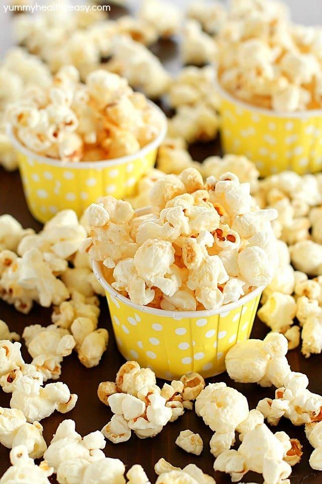 Old Fashioned Kettle Popcorn Maker 38
