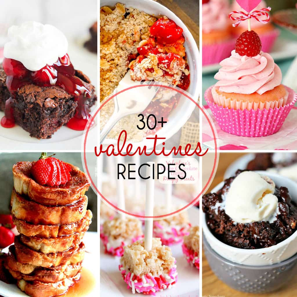 30+ Delectable Valentines Day Treats
