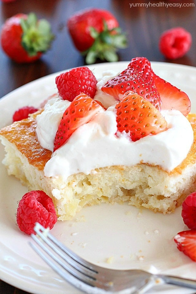Cake Mix Ceam Cheese Recipes