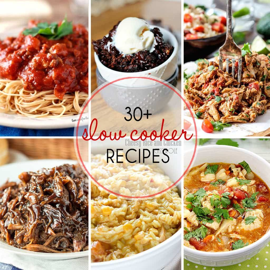 30 Side Dishes And Desserts To Try: 30+ Must-Try Slow Cooker Recipes