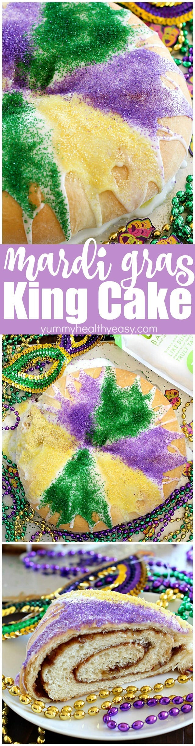 Pics Photos - Posts Tagged Mardi Gras King Cake