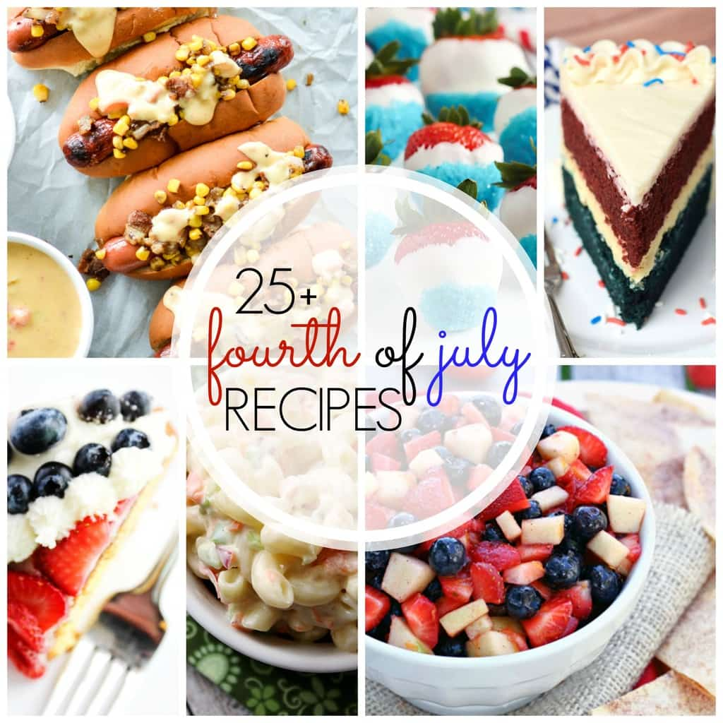 Th Of July Cake Recipes With Pictures