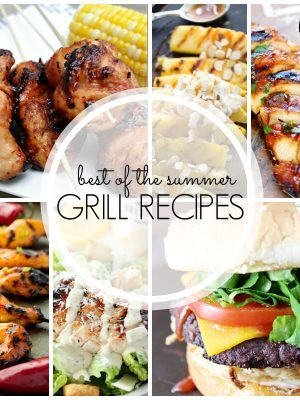 25+ Best Grilling Recipes for summer!! Warm weather is for grilling, right? Fire up the grill and let's get cooking! You will love these 25 best grilling recipes that are perfect for summer!
