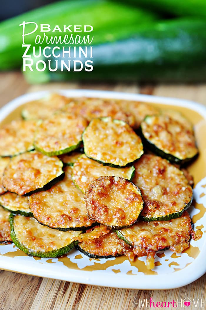 Get your zucchini ready! You are sure to find something creative and delicious to make in this round up of 25+ Zucchini Recipes!