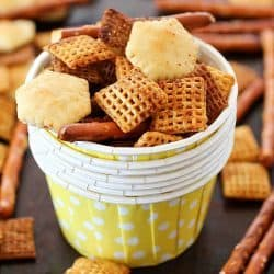 Homemade Snack Mix Recipe