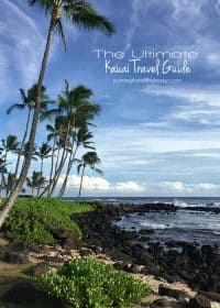 The Ultimate Kauai Travel Guide! I put together a Kauai travel guide to help you narrow down what to do in Kauai. These are the best of the best must-see, must-eat, must-do's while you're in Kauai! AD