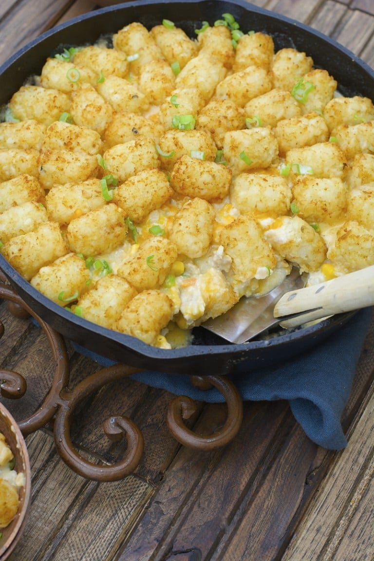 Enjoy comfort foods guilt free with these lighter takes on classic recipes!