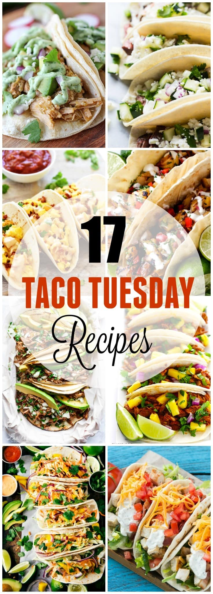 Dress Up Taco Tuesday With These 17 Creative Taco Tuesday Recipes Several Unique