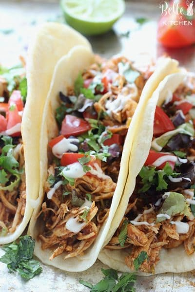 17 Taco Tuesday Recipes. Dress up your taco Tuesday with these 17 ideas for Tacos!! Easy to make flavorful meats, salsas loaded up with fruits and spice, and some creative classic comfort foods adapted for tacos!