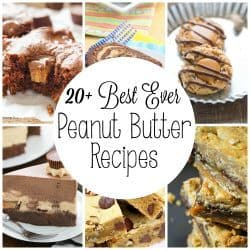 Over 20 Best Ever Peanut Butter Recipes