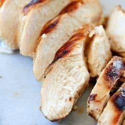 The Best Chicken Marinade Recipe!