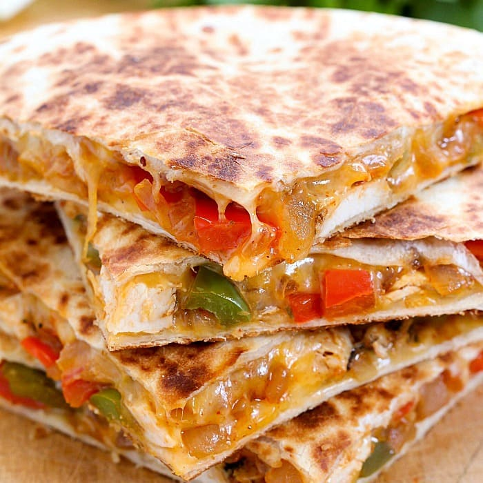Mexican Restaurant Quesadilla