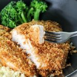 Tender, Flavorful Crispy Baked Breaded Pork Chops
