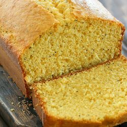 Easy Cake Mix Poppy Seed Cake