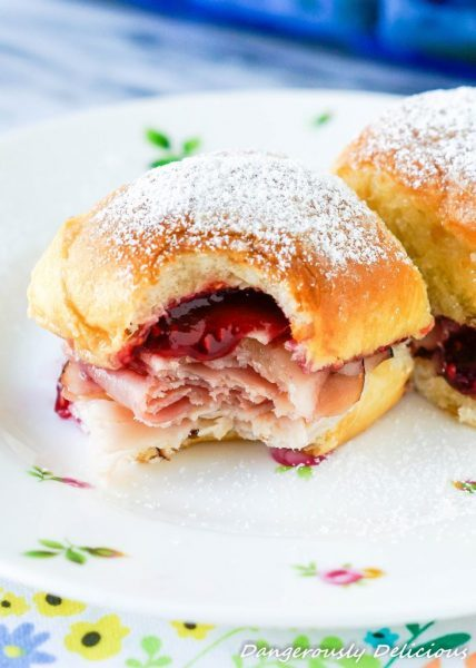 Monte Cristo Sandwiches by Dangerously Delicious for The Girl Who Ate Everything