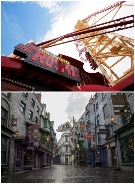 My favorite attractions at Universal Studios Orlando