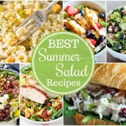 Best Summer Salad Recipes!