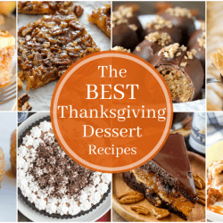 15+ of the Best Thanksgiving Desserts!