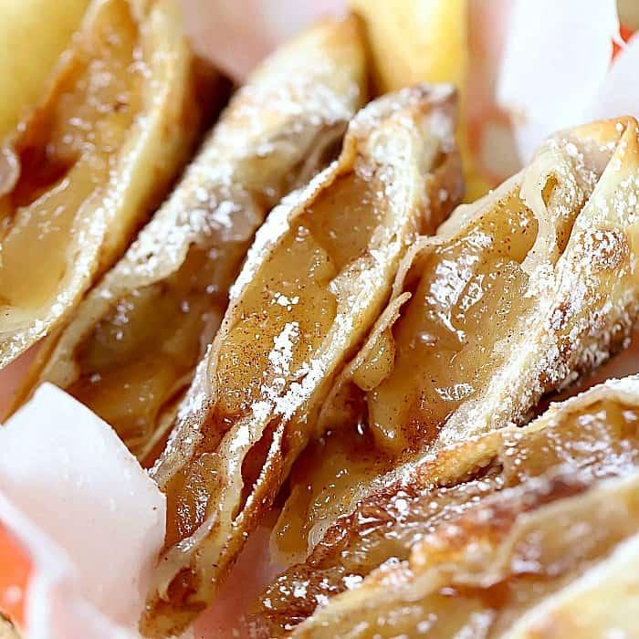 Air Fryer Egg Roll Apple Pie Recipe Easy And Light Air Fryer